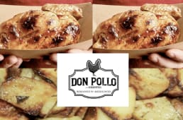 Menu' Don pollo box patate