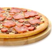 Pizza barbacoa clásica (familiar)