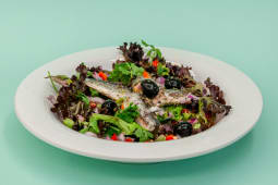 Salada Sardinha