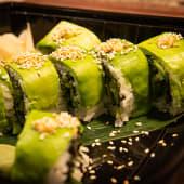 Sushi Eby ten roll