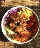 Salade poke bowl - 1box