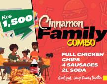 Cinnamon Family Combo