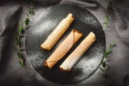 Трубочка з карамельним кремом (1шт)