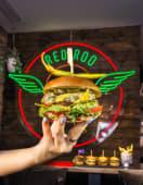 Nacho Macho Burger