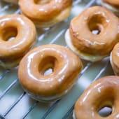 Donuts glaseadas (12 uds.)