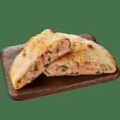 Кальцоне з лососем (500г)