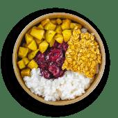 Romanian fruity bowl large