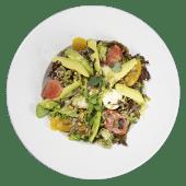 Salată Hambar cu avocado