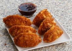 Gyozas de Frango (Crunchy)