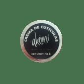 Crema de cutícula con vitamina E