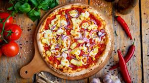 Pizza Pollo astra