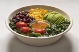 Fresh bowl veg