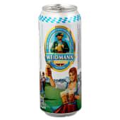 Cerveza Weidmann Trigo  500ml