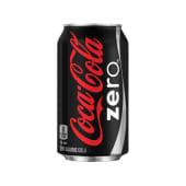 კოკა-კოლა ზერო, 0.33ლ