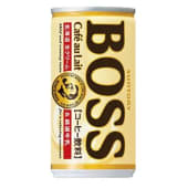 Boss caffe al lait 185 ml
