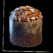 Panettone Framboese e Chocolate médio