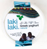 Laki Laki Greek Natural Yoghurt 500ml