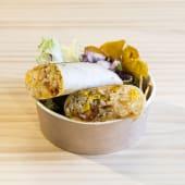 American Chicken burrito