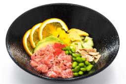 Salmone poke