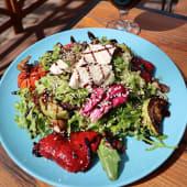 Салат З овочами-гриль (290г)