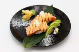 Nigiri chori salmon - 2 pezzi