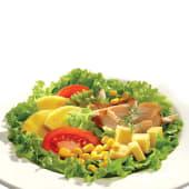 Saladas - Sugestão Frango e Ananás