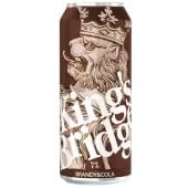 Слабоалкогольний напій King's Bridge Бренді-Кола