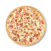 Pizza supremazia (pequeña)