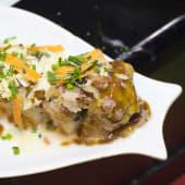 Make Sushi roll
