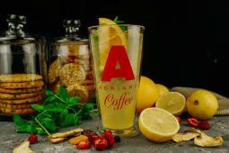 Апельсиновый лимонад (350мл)