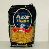 azar macaroni shell with semolina 500g