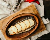 Філе форелі запечене в кеце із копченим сиром Сулугуні (300г)