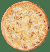 Піца Double начинка 4 сира (510г/30см)