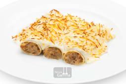 Canelones de pollo (3 uds.)