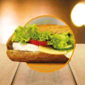 Mix Peynirli Sandwich (30 cm.)