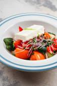 Салат з овочами та Фетою (280г)
