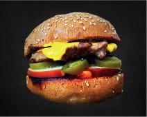 Бургер Spicy Алабама (260г)