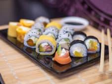 Combo ichi (15 piezas, todo salmón)