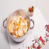 Chicken Fajita & Cheese Wrap ملفوف فاهيتا دجاج بالجبنة