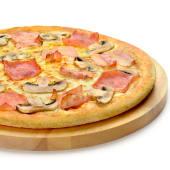 Pizza clásica (familiar)
