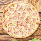 Pizza carbonara Ø 40cm