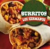 Burritos Veggie