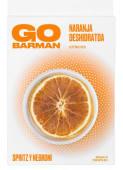 Go Barman Botanicos Naranja Deshidratada Pastillero