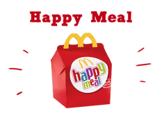 Happy Meal McNuggets