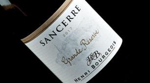 Вино Sancerre blanc Grande Reserve Франція (375мл)