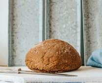 Pão Centeio Alemão