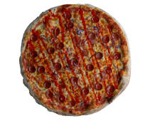 Pizza Diavola (Mediana)