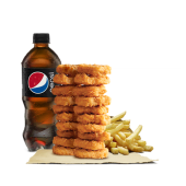 Combo BK nuggets (20 piezas)