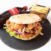 Kebab classic Max menu Grande