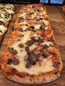 Pizza Salsicia